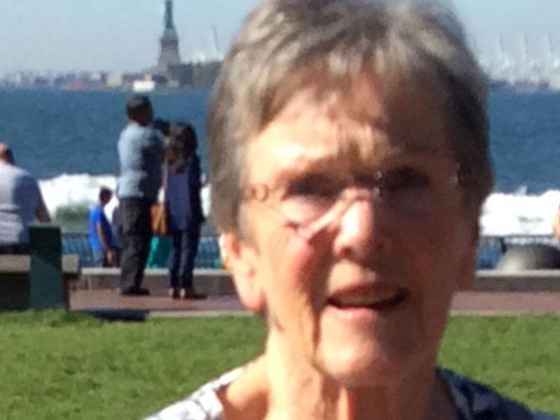 In memory of Isobel Morland