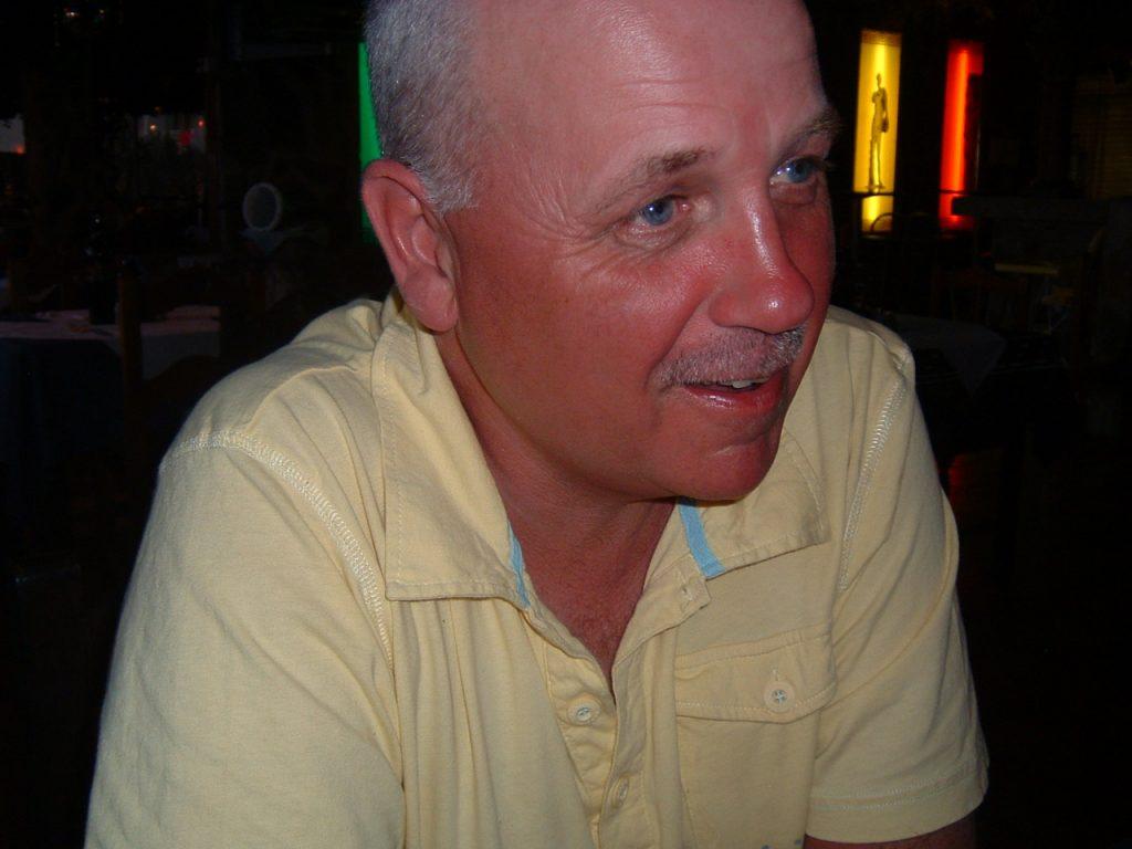 In loving memory of my dad – Raymond Black