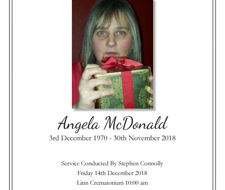 Angie   Beatson Tribute