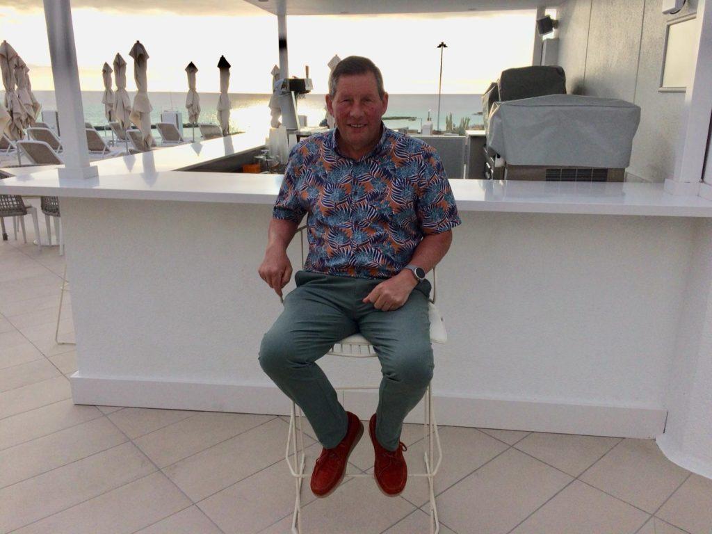 In Loving Memory of Andy Muirhead