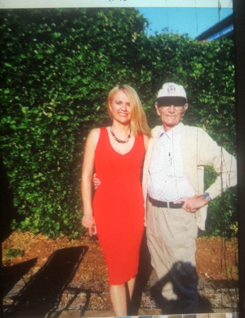 In memory of Dad – Bob Newbigging