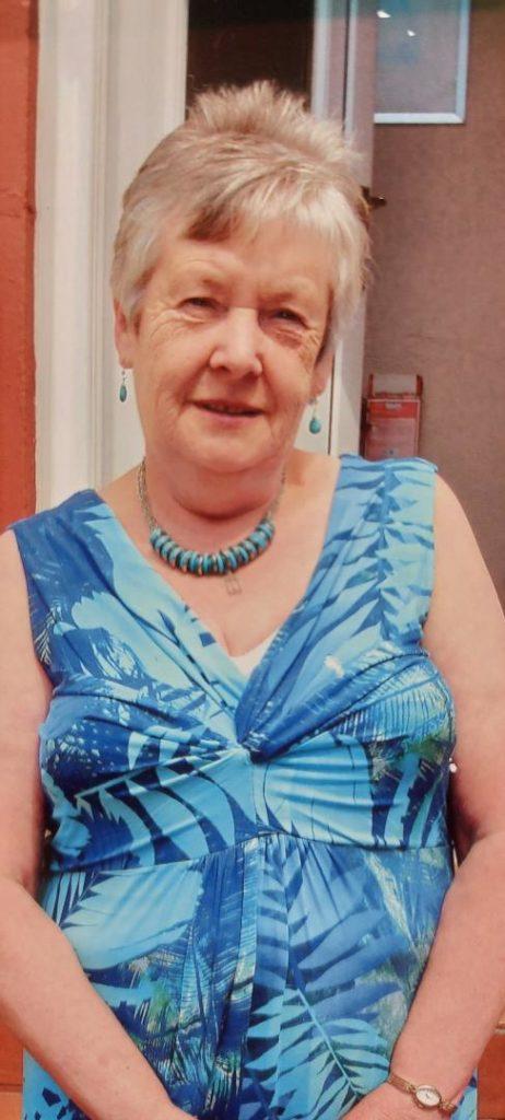 In memory of Margaret Duffy