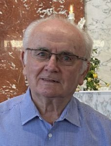 In memory of James Doherty